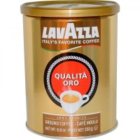 Молотый кофе Lavazza Qualita Oro ж/б 250 г