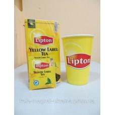 Черный чай Lipton Yellow Label (Черный классический), 25*2 г