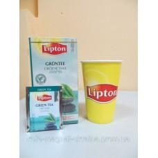 Зеленый чай Lipton Green Tea (Зеленый), 25*2 г