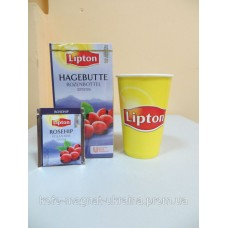 Фруктовый чай Lipton Rosehip (Шиповник), 25*2 г