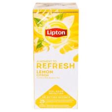 Пакетированный фруктовый чай Lipton Lemon Tea (Лимон) 25 шт