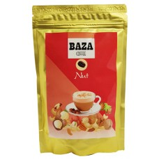 Кофе растворимый ароматизированный Baza Nut (Орех) 100 г