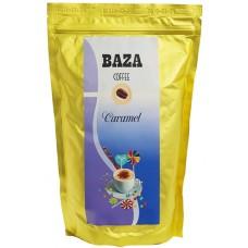 Кофе в зернах ароматизированный Baza Caramel (Карамель) 500 г