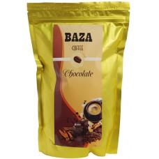 Кофе в зернах ароматизированный Baza Chocolate (Шоколад) 500 г