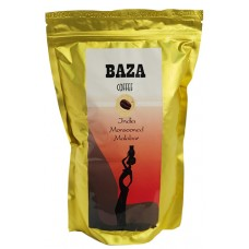 Кофе в зернах Baza Индия Монсунд Малабар (арабика) 500 г