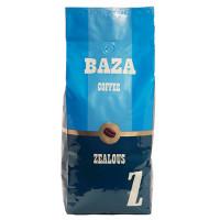 Кофе в зернах Baza Zealous (арабика/робуста) 1 кг