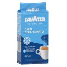 Молотый кофе Lavazza Decaffeinato (без кофеина) 250 г