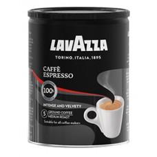 Молотый кофе Lavazza Espresso (Эспрессо) ж/б 250 г