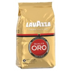 Кофе в зернах Lavazza Qualita Oro (Польша) 1 кг