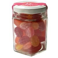 Карамель Roks «Fruitca-mix» Фрутка в банке 120 г