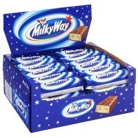Батончик Milky Way 21,5 г (упаковка 56 шт)